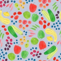 Eat-a-Rainbow-24x24-Pattern-Tile_Blue-Grey_lores1000px